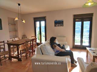 TURISMO VERDE HUESCA. Casa El Horno y La Herrería de Laspuña